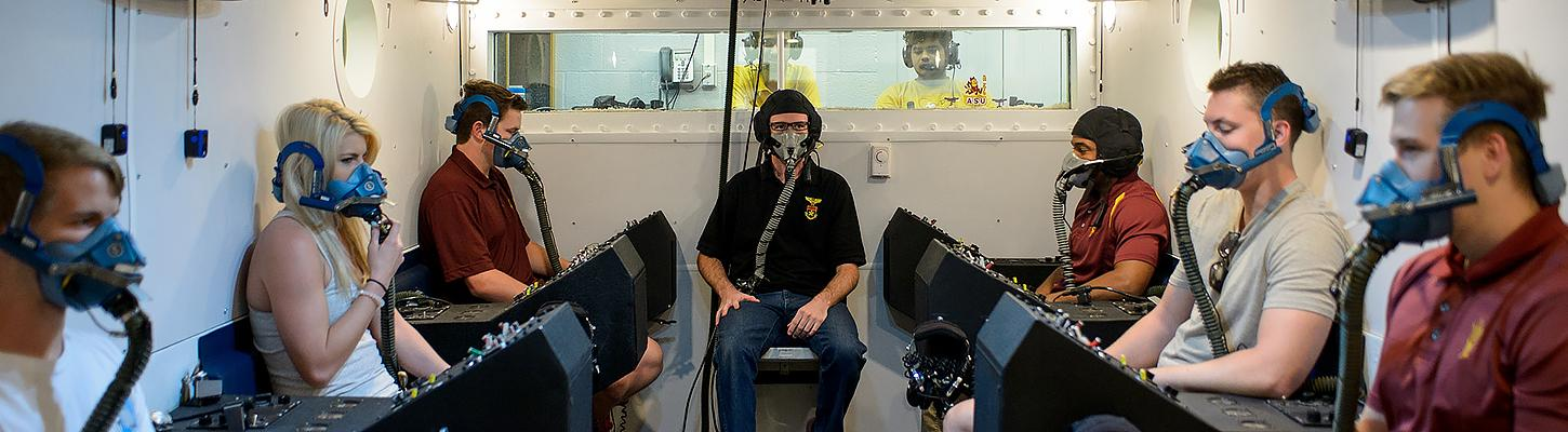 altitude chamber