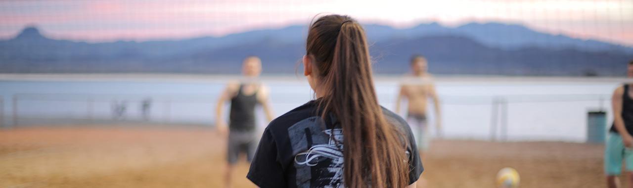 ASU Lake Havasu student