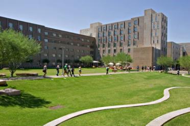 Barrett, the Honors College Academic Complex