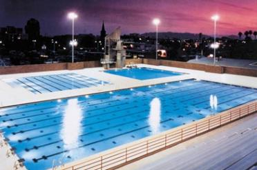Mona Plummer Aquatic Complex at ASU's Tempe campus