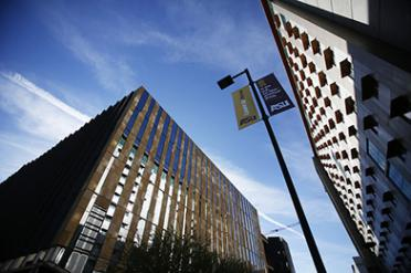 Beus Center for Law and Society at ASU's Downtown Phoenix campus