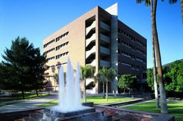 Business Administration C-Wing on ASU's Tempe campus