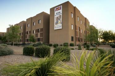Las Casas Residence Hall