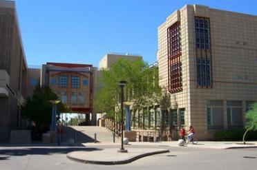 The Design Buildings at ASU's Tempe campus
