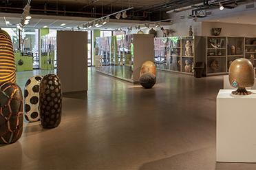 Ceramics Research Center and Brickyard Gallery