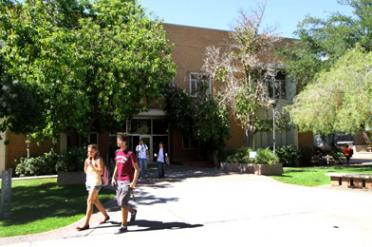 Cowden Family Resources on ASU's Tempe campus