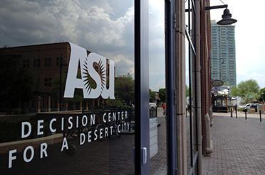 Decision Center for a Desert City