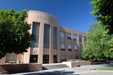 Discovery Hall at ASU's Tempe campus
