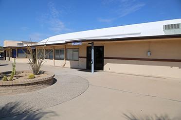 East Hangar Building