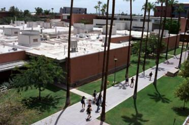 Engineering Center at ASU's Tempe campus