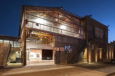 Grant Street Studios in downtown Phoenix
