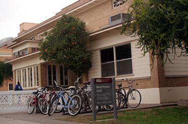Matthews Hall on ASU's Tempe campus