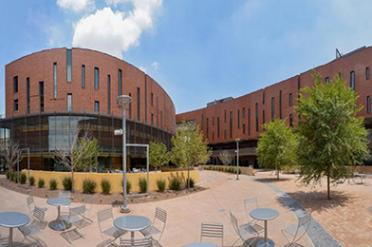 McCord Hall on ASU's Tempe campus
