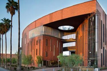 McCord Hall on ASU's Tempe campus