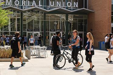 ASU Memorial union