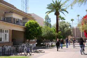 Matthews Hall on ASU's Tempe campus