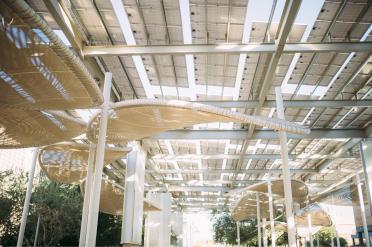 ASU MU solar panels