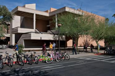 Murdock Hall at ASU's Tempe campus
