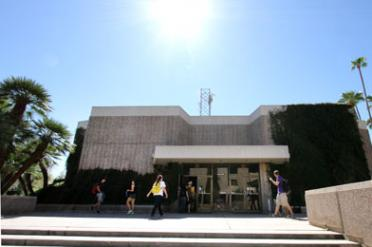 L. S. Neeb Hall on ASU's Tempe Campus