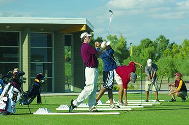 Golf Driving Range and Pro Shop