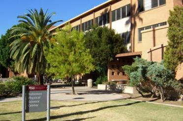George M. Bateman Physical Sciences Center at ASU's Tempe campus