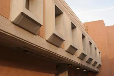 The Psychology Building at ASU's Tempe campus