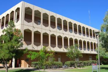 Psychology North at ASU's Tempe campus