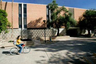 Social Sciences Building at ASU's Tempe campus