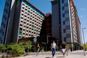 Taylor Place at ASU's Downtown Phoenix campus