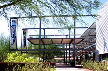 The Student Union at ASU's Polytechnic campus