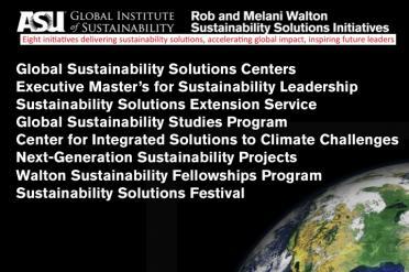 Rob and Melani Walton Sustainability Solutions Initiative