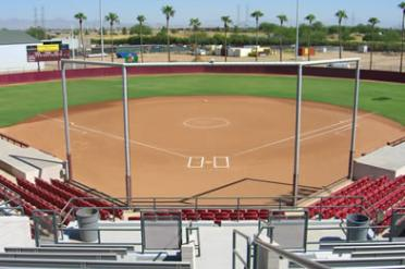 Alberta B. Farrington Softball Stadium
