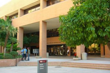 Daniel E. Noble Science and Engineering Library