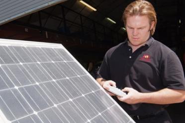 TUV Rheinland Photovoltaic Testing Laboratory