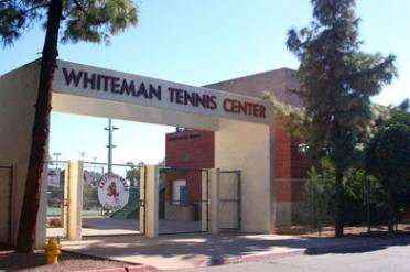 Whiteman Tennis Center