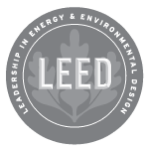 Leadership in Energy and Environmental design (LEED) logo
